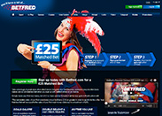 BetFred Signup Bonus